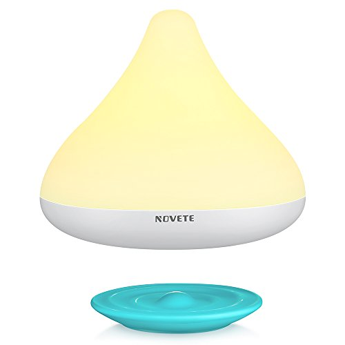 Novete Cynthy LED Christmas Light Warm White, Wireless Charging & Pat Control, Waterproof & Shockproof, For Candlelight Dinner Decor, Bathtub, Pool, Garden - Curves Bath Lighting