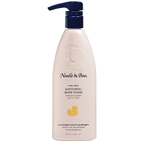 Noodle & Boo Soothing Baby Body Wash for Gentle Baby Care, 16 Fl Oz