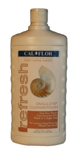 cal-flor-ss66412gcf-single-step-cleaner-and-polish-soft-satin-finish-for-vinyl-floors