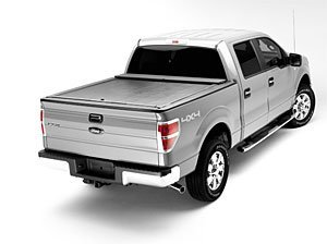 Roll-N-Lock LG119M Locking Retractable M-Series Truck Bed Tonneau Cover for 2008-2016 Ford F-250/F-350 | Fits 8' -