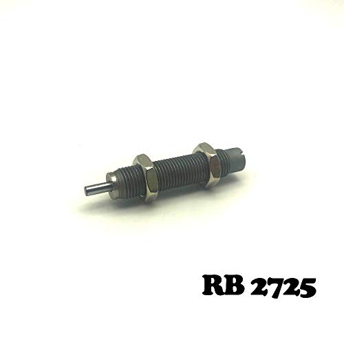 Fevas RB2725 Pneumatic Air Cylinder Shock Absorber RB 2725 O.D. Thread Size 27mm Stroke 25mm SMC Type RB Series Buffers
