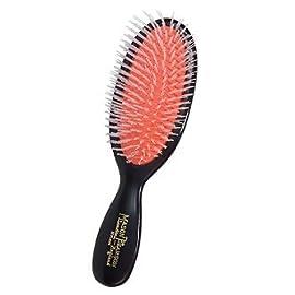 Mason Pearson Pocket Nylon Hair Brush - 31xpBiRBsRL - Mason Pearson Pocket Nylon Hair Brush