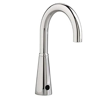 American Standard 6057.165.002 Electronic Proximity 0.5 GPM AC Powered Bathroom Faucet, Chrome