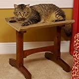 Single Cat Seat Cat Furniture - Early American by Mr. Herzher's