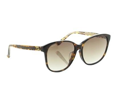 3224b6cf67eab GUCCI Fashion Women Sunglasses GG 3854 F S from Gucci Eyewear. Cat Eye  Tortoise acetate Frame ...
