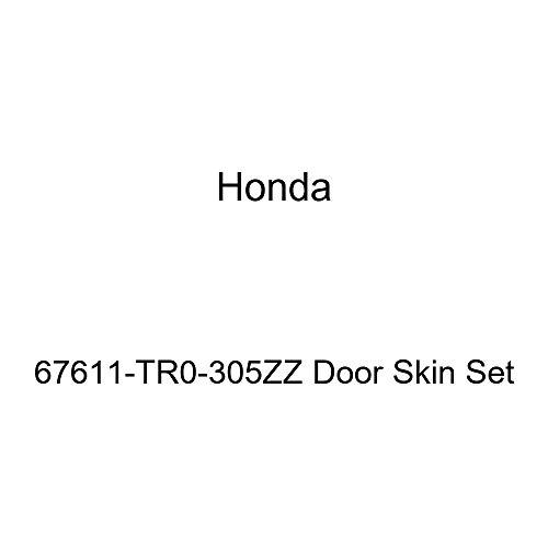 Genuine Honda 67611-TR0-305ZZ Door Skin ()
