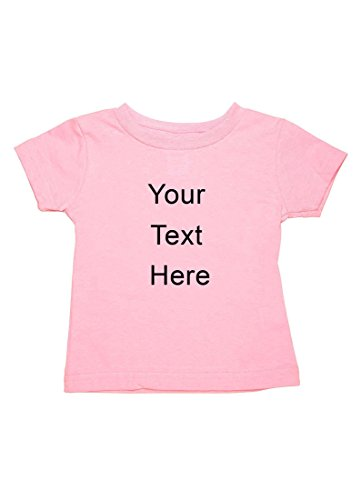 Catchy Custom Printed Personalized T-Shirt for Girls – Youth Sizes