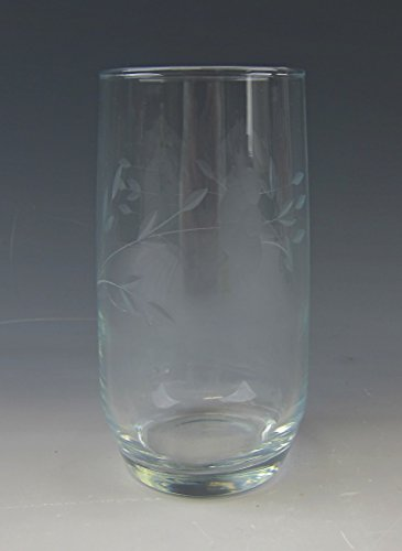 (Princess House Crystal HERITAGE 11oz Flat Tumbler(s) EXCELLENT)