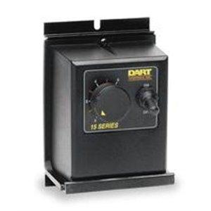 DC Speed Control, 90/180VDC, 3A, NEMA 4/12 by Dart Controls