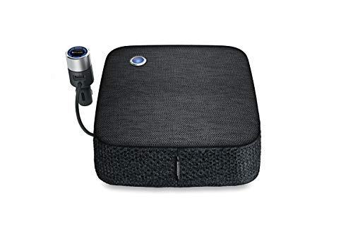 Blueair Cabin P2i Car Air Purifier With Bluetooth And Air Quality Sensors | Purifies The Air In Your Car In Less Than Six Minutes | Removes Bacteria and Viruses | Reduces VOCs, Smog, Fumes