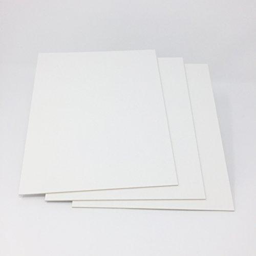 "Crescent Creative Products 114-0810 Crescent Art & Illustration Watercolor Board, 8"" x 10"", White"
