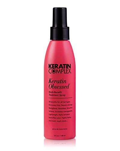 Keratin Obsessed Multi-Benefit Treatment Spray, 5oz