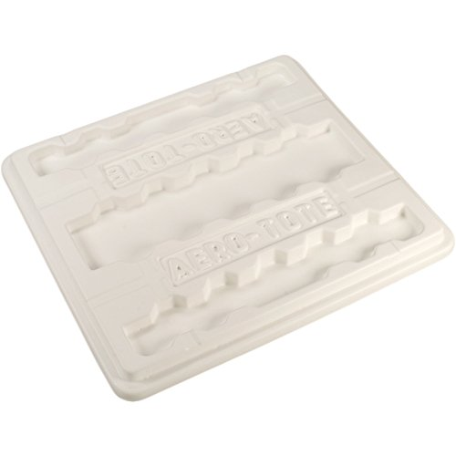 Remco 6922 Green/White Polypropylene Food Safe Heavy Duty Lid by Remco