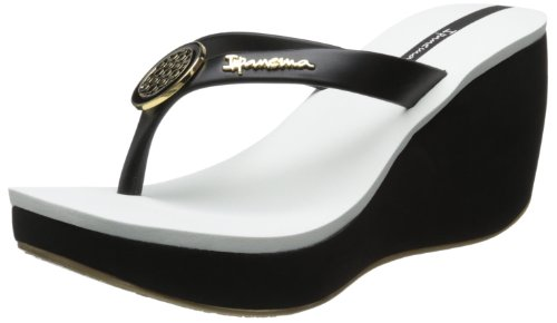 Pictures of Ipanema Women's Bossa Wedge Sandal 9.5 M US 1