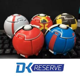 Buy Pokemon Pokeball Toy With Random Figurine Inside 2 Pack Real Pokeballs That Pop Open And Release Action Figures DK Reserve Toys