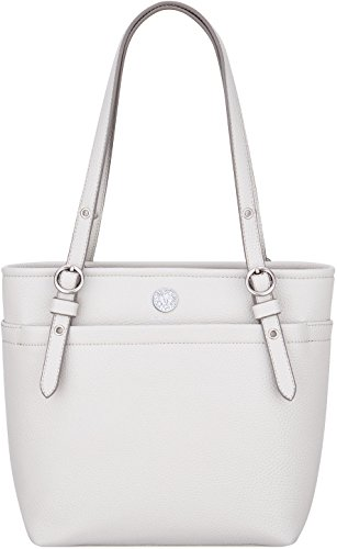 Anne Klein Pocket Small Tote, Light Shad mm