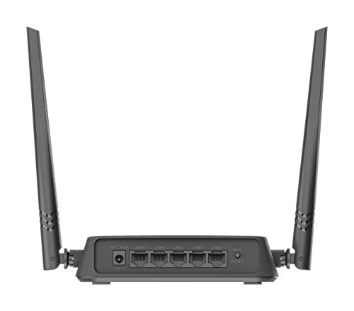 D-Link DIR-615 Wireless-N300 Router (Black, Not a Modem) 2021 June Compatible with ISP input of RJ 45 ( Not compatible with RJ-11 input such as MTNL/BSNL/TATA/AIRTEL RJ-11 connection.) SDRAM : 8MB Get upto 300 Mbps reliable and affordable Wi-Fi connection ( 2.4Ghz frequency band ) Share high-speed Internet access with computers, game consoles, and media players from greater distances around a small home or apartment.( 450 sq ft )