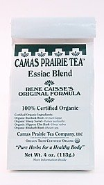 Solaray Camas Unflavored Prairie Tea Flakes, 4