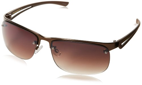 union-bay-womens-u876-rectangular-sunglassesmatte-brown66-mm