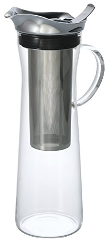 HARIO Cold Brew Coffee Pitcher 1000ml - 8 Cup Capacity CBC-10SV by Hario (Image #5)