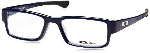 Oakley Airdrop OX8046-0453 Eyeglasses Blue Ice - Ice Eyeglasses