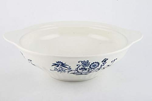 J & G Meakin England Blue Nordic Tureen Without Lid ()