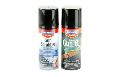 B/C 3 Gun Scrubber and 3 Gun Oil Value Pack Aerosol 10 oz, 6 Cans Total by B/C