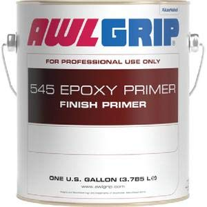 Awlgrip D8001g Awlgrip® 545 Epoxy Awl 545 Epx P by RED DOT CORP
