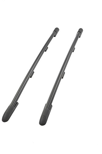 Truck Bed Rails Black Powder - 7