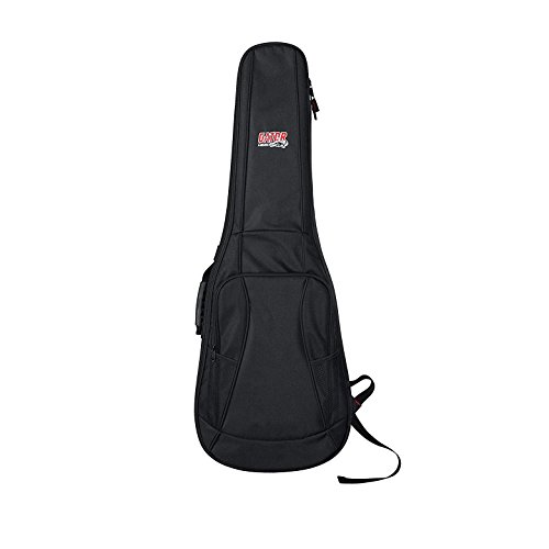 Dreadnaught Guitar Gig Bag - Gator Cases 4G Series Gig Bag For Acoustic Guitars with Adjustable Backpack Straps; Fits Most Dreadnaught Style Acoustic Guitars (GB-4G-ACOUSTIC)
