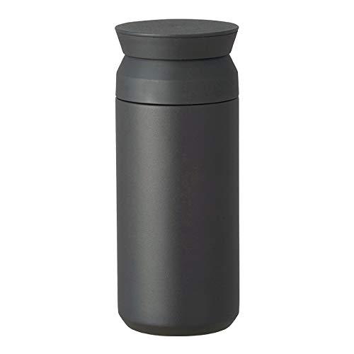 TRAVEL TUMBLER - Insulated Bottle (Black, Small)