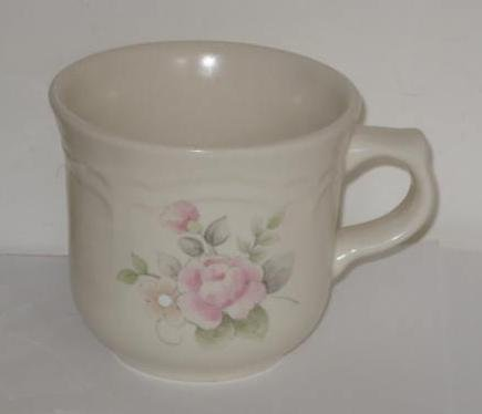 Pfaltzgraff Tea Rose Replacement Coffee Cup