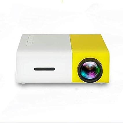 Amazon.com: LOVEPET Mini proyector portátil para el hogar ...