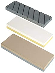 Norton Abrasives - St. Gobain Abrasives 87943 Waterstone Starter Kit; 220/1000 and 4000/8000 Combination Grits