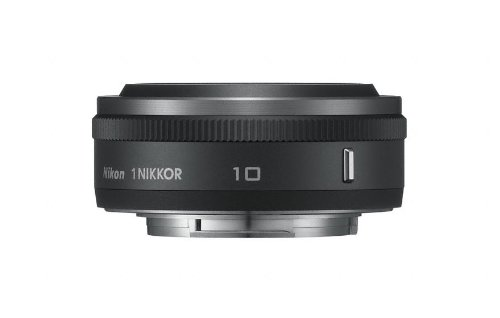 Nikon 1 Nikkor 10mm F2.8 - Objetivo con montura para Nikon por solo 199€