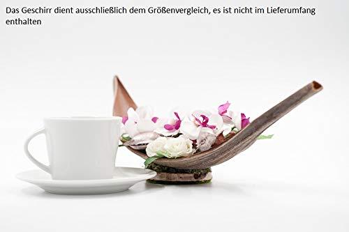 L A Ngliches Tischgesteck Mit Orchideen R O Schen Auf Einem