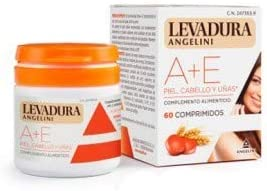 Angelini Yeast A+E 60comp - Collagen Assimilable Pure Forest Fruits 300g - Natural Dietary