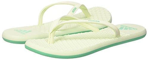 Soft res Femme De S18 W S18 Plage Green Eezay Adidas Beige Piscine Chaussures aero hi Rqv0wI5