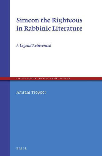 Simeon the Righteous in Rabbinic Literature