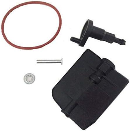 Moligh doll Kit di Riparazione Valvola DISA per Collettore di Aspirazione Motore per E39 E46 E83 11617544806