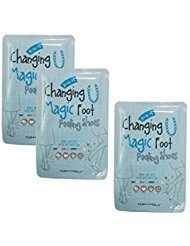 [TONYMOLY] Changing U Magic Foot Peeling Shoes 3EA