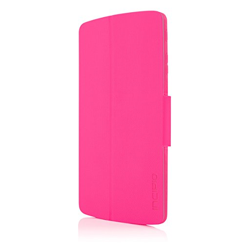 LG G Pad X8.3 Incipio Thin Impact Absorbing Octane Case for LG G Pad X8.3-Frost/Pink (LGE-263-FPK) (Case Tablet Incipio Lg)