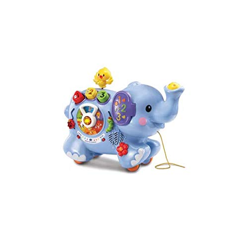 Vtech 505803 Pull und Play Elefant, Multi
