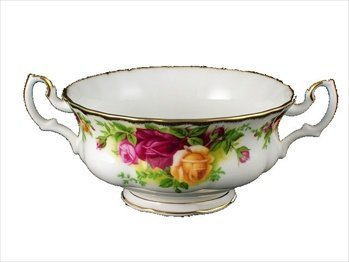 Royal Albert Old Country Roses 11-ounce Cream Soup Cup