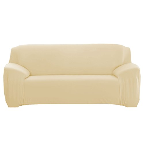 uxcell Stretch Sofa Slipcover Sofa Covers 3 Seater Protector