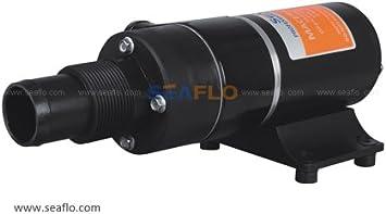 NEW SEAFLO 12V Marine Macerator Water Waste Pump 45 LPM 12GPM Boat RV Camper