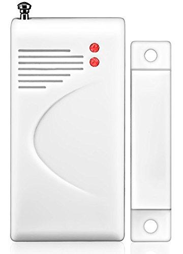 Kit alarma inalámbrica GSM para casa o negocio App IOS Android modelo 30-A2 sin cuotas