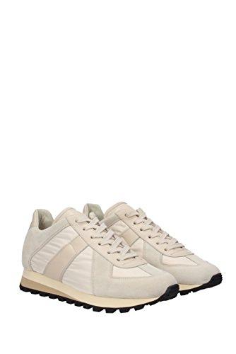 Maison Margiela s57ws0146s47964966 Piel 40 Hombre Sneakers Eu q7WCr0q