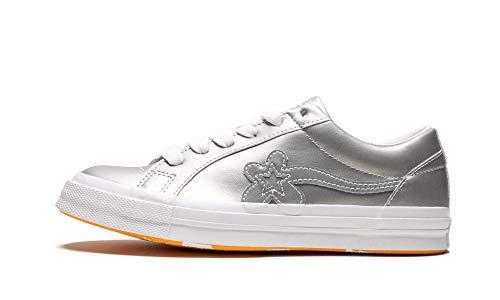 Converse Golf Le Fleur OX (Metallic Silver/White, 6)
