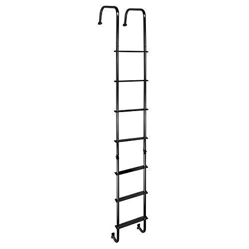 Rear Ladder - Stromberg Carlson LA-401B Universal Exterior RV Ladder